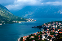 Kotor - View from Fortress