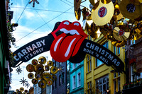 London - Rock 'N Roll Christmas in Carnaby Street