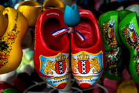 Amstedam -Dutch Clogs or Wooden Shoes