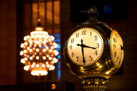 New York City - Grand Central Terminal Clock
