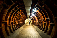 London - Greenwich Foot Tunnel