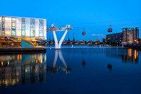 London - The Emirates Air Line