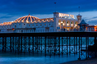 Brighton - Brighton Marine Palace and Pier