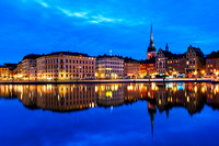 Stockholm - View of Gamla Stan