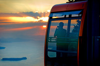 Dubrovnik - Cable Car to Mount Srd at Sunset