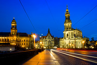 Dresden - The Hofkirche