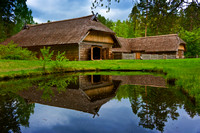 Riga - Latvian Ethnological Open Air Museum
