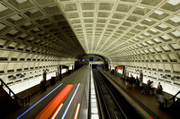 Washington D.C. - Smithsonian Metro Station