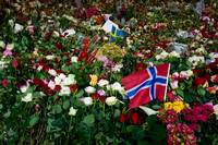 Oslo - Norway Mourns Massacre Victims at Oslo Cathedral