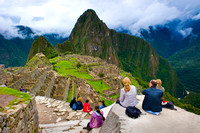 Machu Picchu - Admiring the Ancient Ruins