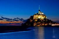 Normandy - Le Mont Saint-Michel