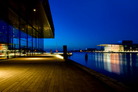 Copenhagen - The Royal Playhouse and The Operahouse