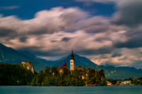 Bled - The Church of the Assumption