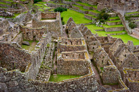 Machu Picchu - The Residential Section