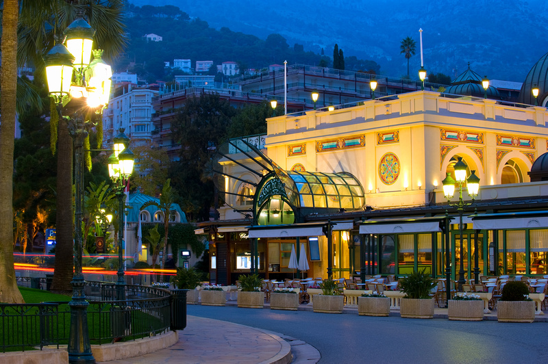 Cafe Du Paris Monaco
