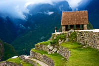 Machu Picchu - The Guard House